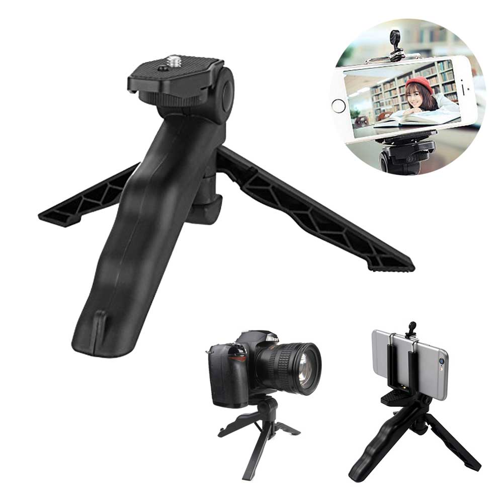Mini Tripé Monopod Tripod Selfie Flexi Pod Câmera Adaptador Celular Smartphone