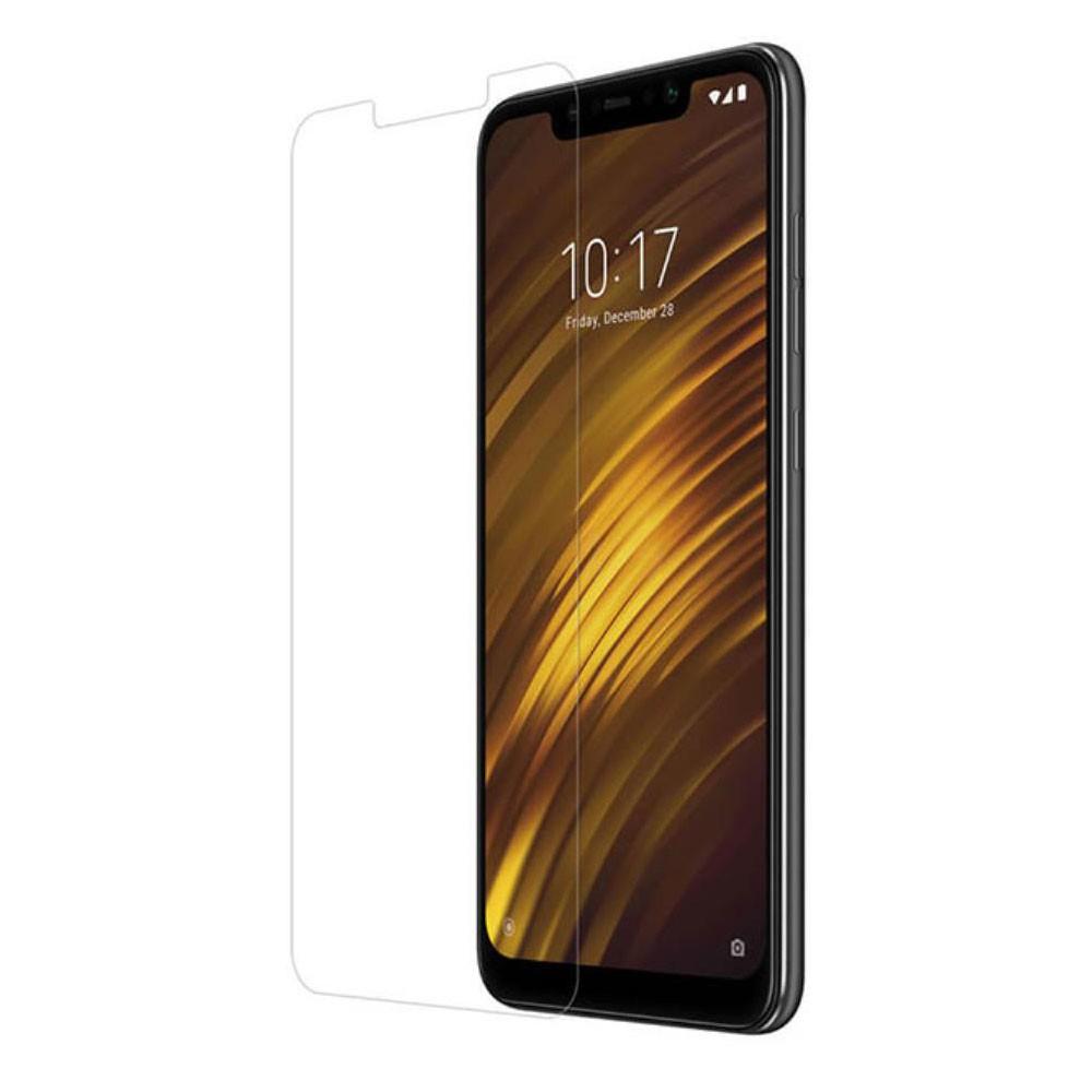 Película de Vidro Proteção Para Celular Smartphone Xiaomi Pocophone F1