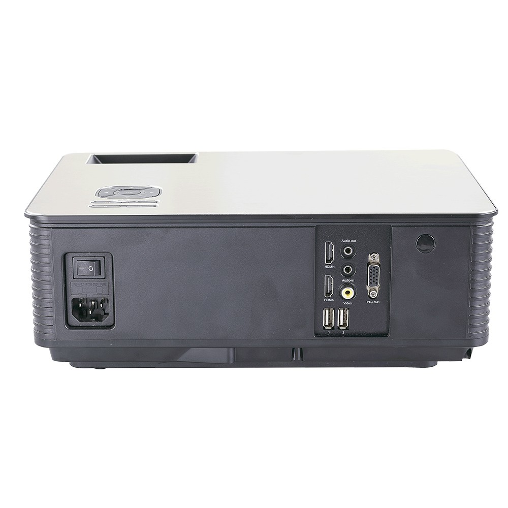 Projetor Multimídia 2800 Lumens 1080p 2 Hdmi Usb Vga AV 190W
