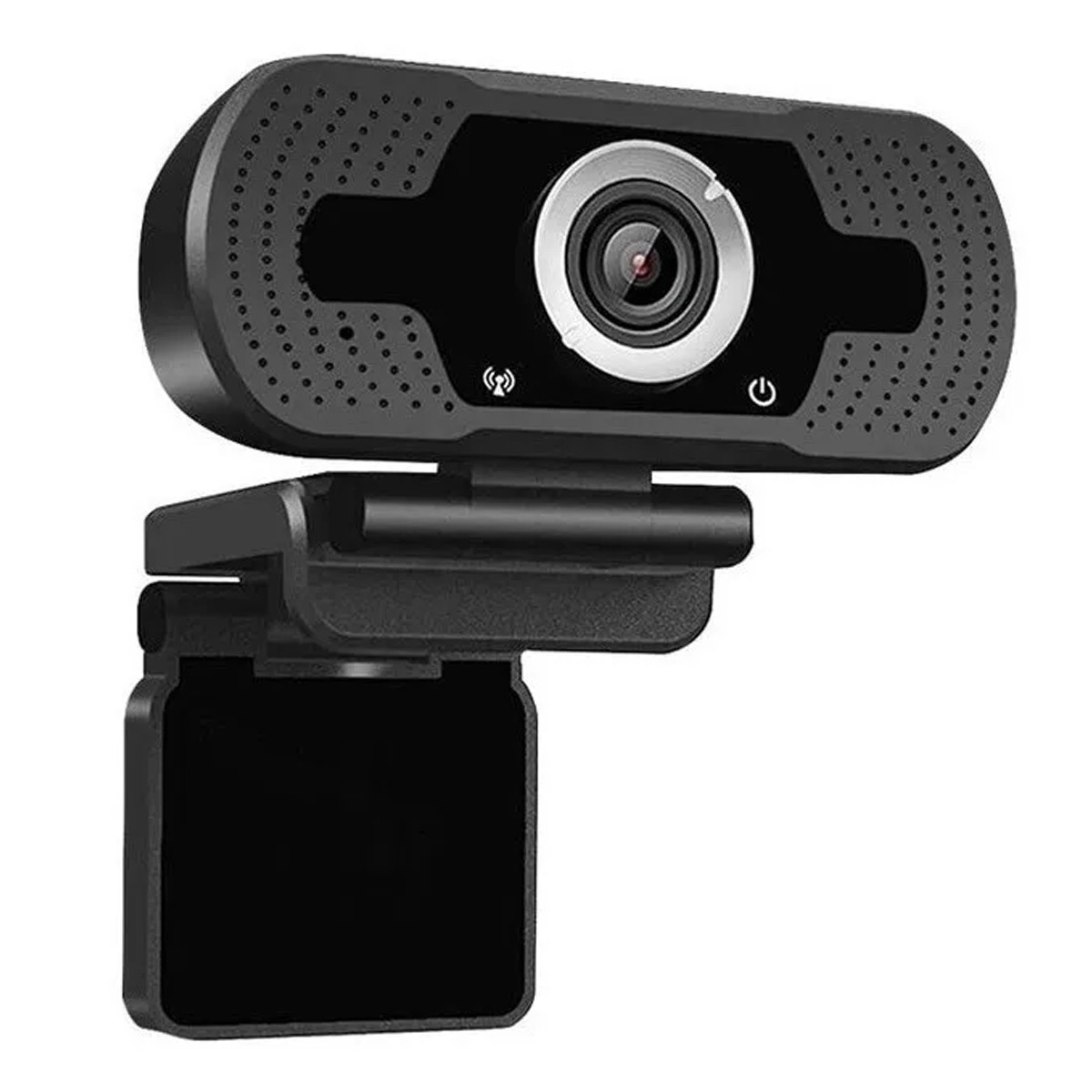 Webcam Full Hd 1080p Rotação 360° Usb 2.0 Pc Notebook 1.5m