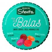 Mix de balas Stevita 40 g - Stevita - 01 un