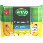 Bananada zero 180g - Vitao - 01 un