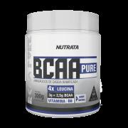 Bcaa pure sabor natural 300 g - Nutrata - 01 un