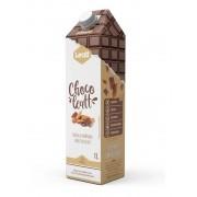 Bebida vegetal de amêndoas sabor chocolate chocoLeatt - Leatt - 01 un