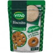 Biscoito integral sabor gergelim - Vitao - 01 un
