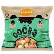 Biscoito de polvilho oooba sabor vegetais - Flormel - 01 un