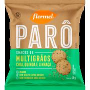 Biscoito parô multigrãos - chia