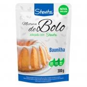 Mix para bolo Stevita sabor baunilha 300 g - Stevita - 01 un
