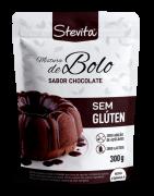Mix para bolo stevita sabor chocolate 300g - Stevia Soul - 01 un
