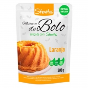 Mix para bolo Stevita sabor laranja 300 g - Stevita - 01 un