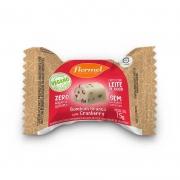 Bombom de chocolate branco c/ cranberry zero vegano - Flormel - 01 un