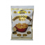 Chips de mandioquinha 42 g - Nutrialle - 01 un