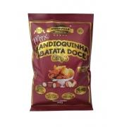 Chips de mandioquinha c/ batata doce mix 40 g - Nutrialle - 01 un
