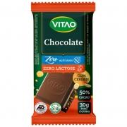 Chocolate s/ lactose c/ cereais zero - Vitao - unidade