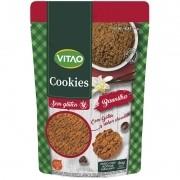 Cookie s/ glúten zero sabor baunilha - Vitao - 01 un