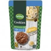 Cookie de banana c/ cobertura de chocolate ao leite zero 80 g - Vitao - 01 un