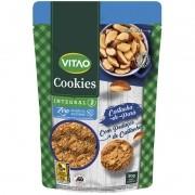 Cookie integral sabor castanha-do-pará zero 80 g- Vitao - 01 un