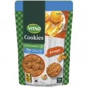 Cookie integral sabor laranja zero 80 g- Vitao - 01 un