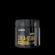 Creatina monohidratada crea star linha star 100 g - Nutrata - 01 un