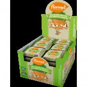 Tablete de doce de leite c/ coco zero - Flormel - cx c/ 24 un.