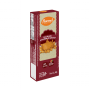 Tablete de doce de leite zero - Flormel - cx c/ 03 un.