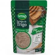 Farinha de trigo integral 500g - Vitao - unidade