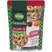 Granola sem glúten sabor frutas 250g - Vitao - un