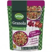 Granola integral frutas vermelhas 250g - Vitao - 01 un
