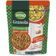 Granola tradicional integral sabor grãos e sementes 800 g - Vitao - 01 un