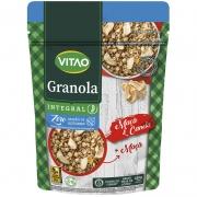 Granola integral zero sabor maçã e canela 250g - Vitao - 01 un