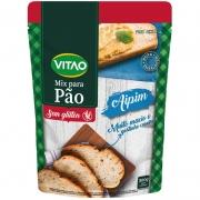 Mix para pão sem glúten sabor aipim 300g - Vitao - unidade