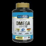 Ômega 3 omega ultra linha nature 200 cápsulas - Nutrata - 01 un