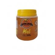 Pote de mel 500 g - Favo de mel - 01 un