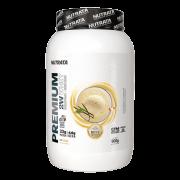 Premium 2w whey sabor creme de baunilha 900 g - Nutrata - 01 un