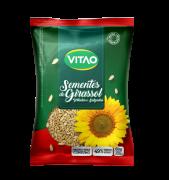 Semente de girassol tostada - Vitao - 01 un