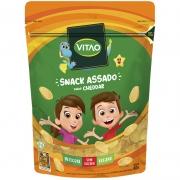 Snack integral sabor cheddar linha kids 40g - Vitao - 01 un