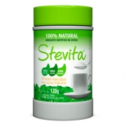 Adoçante stévia Stevita em pó 120 g - Stevita - 01 un