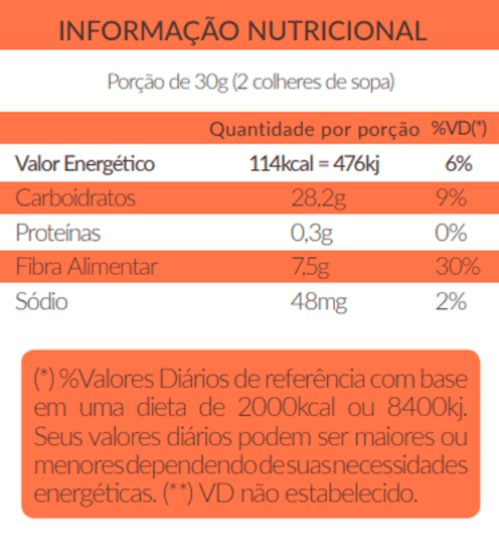 Açúcar de coco 200 g - Santo Óleo - 01 un