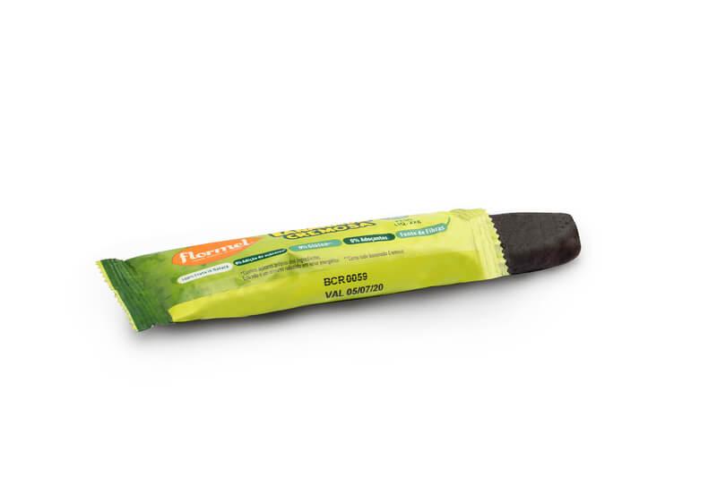 Bananada cremosa zero - Flormel - cx c/ 20 un.