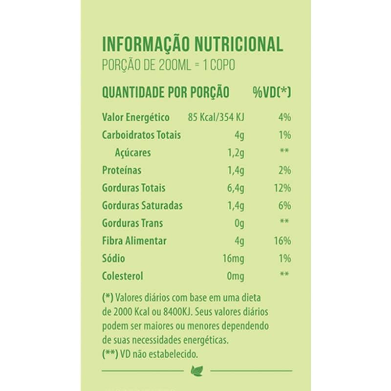 Bebida vegetal de coco original - Leatt - 01 un