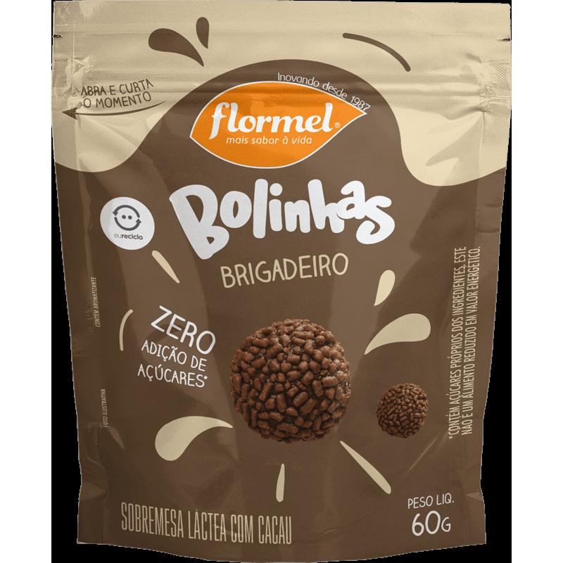 Bolinhas de brigadeiro zero - Flormel - 01 pouch
