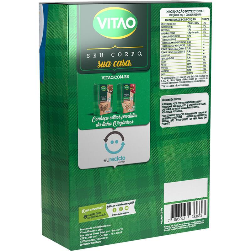 Chia em grãos orgânico 200g - Vitao - unidade