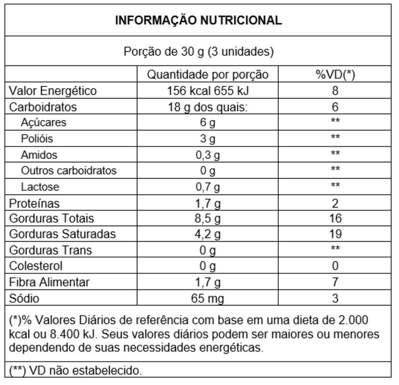 Cookie de morango c/ cobertura de chocolate ao leite zero 150 g - Vitao - 01 un