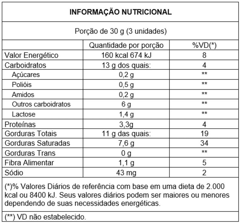 Cookie proteico integral sabor cacau c/ grãos ancestrais - Vitao - 01 un