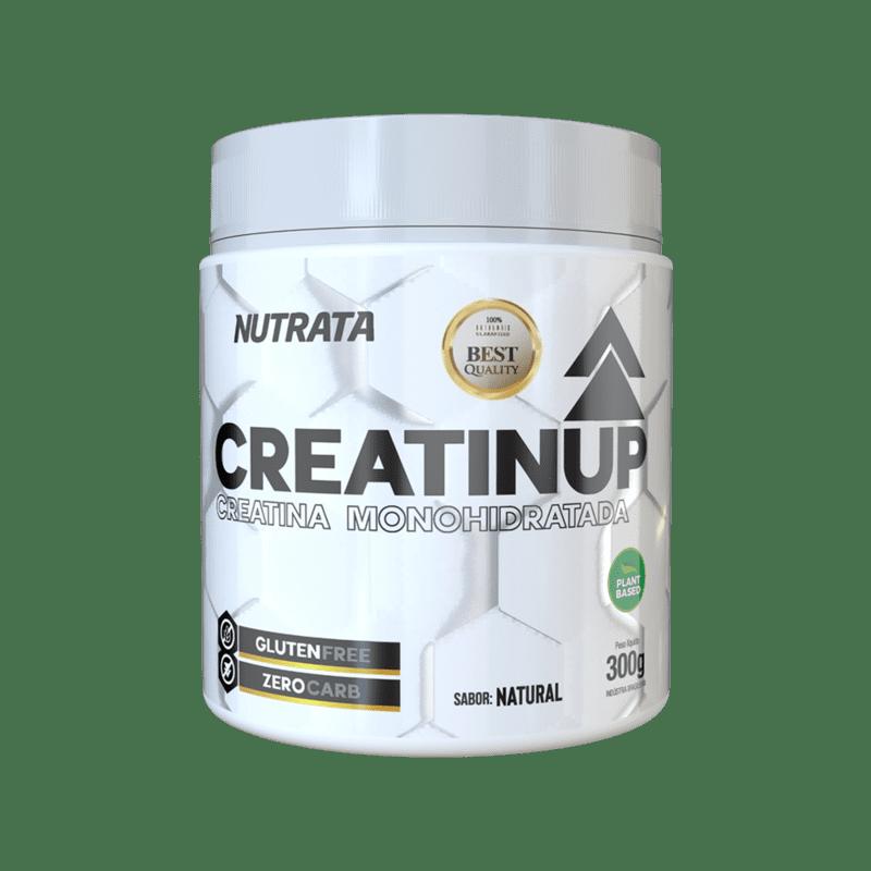 Creatina monohidratada creatin up 300 g - Nutrata - 01 un