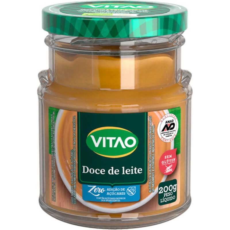 Doce de leite zero - Vitao - 01 un