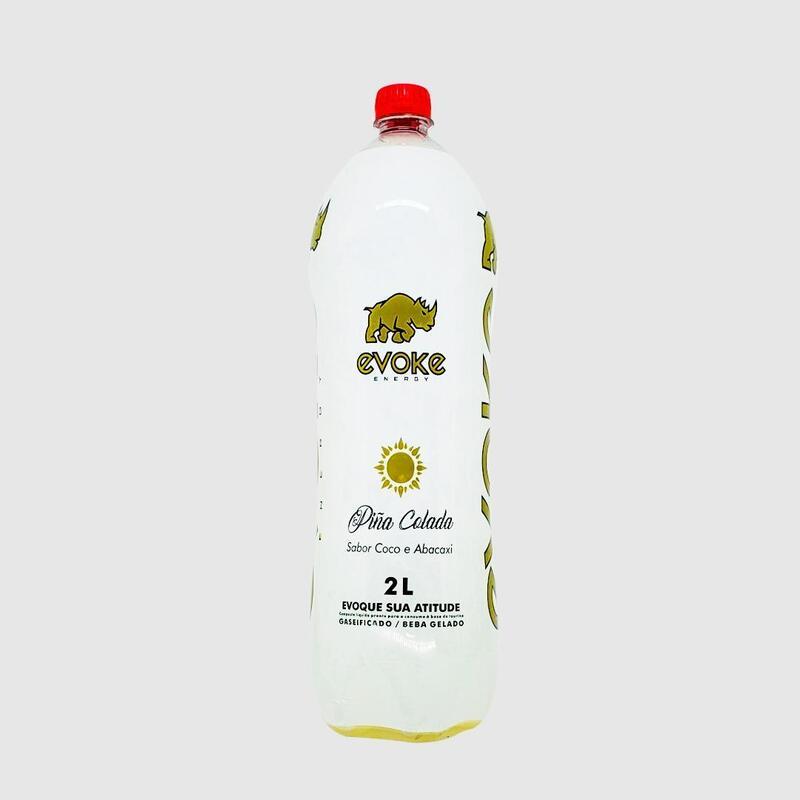 Energético sabor piña colada - Evoke - 2 Litros