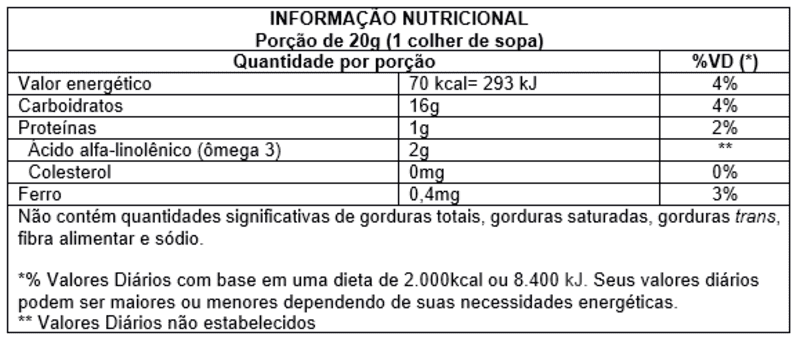 Farinha de arroz s/ glúten - Vitao - 01 un