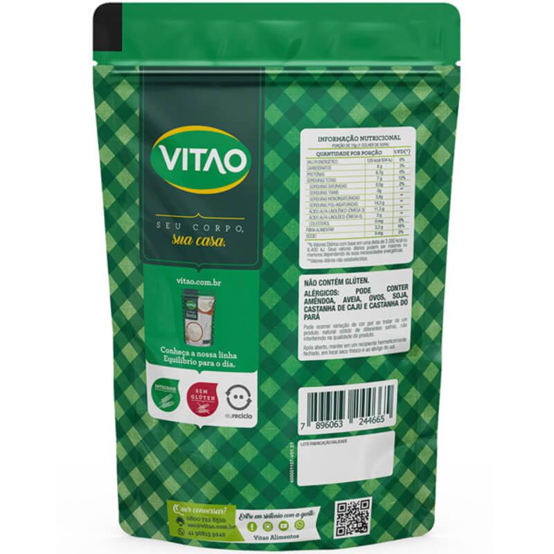 Farinha de linhaça marrom - Vitao - 01 un