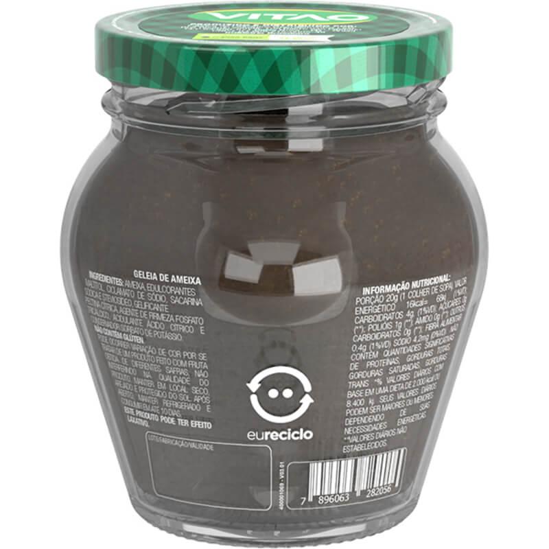 Geléia de ameixa zero - Vitao - 01 un